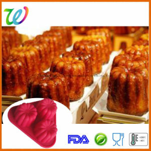 Factory Selling Non-Stick Silicone But Luli Cake Pop Mould pictures & photos