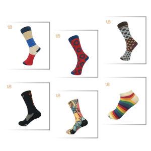 Women′s Comb Cotton Sock pictures & photos