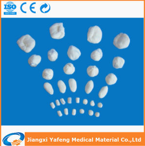 Sterile Round Gauze Ball 0.5g pictures & photos