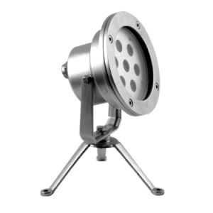Stainless Steel LED Underwater Fountain Big Power LED Lamp pictures & photos