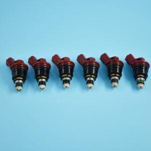 6X OEM 740cc Fuel Injectors for Skyline R33 Rb25de Rb25det-Fairlady 300zx pictures & photos