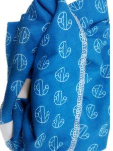 2-Layers Fashion Polyester Reflective Stripe Bandana pictures & photos