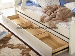 Solid Wooden Bed Room Bunk Beds Children Bunk Bed (M-X2685) pictures & photos