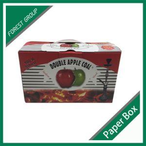 Easy Taken Cutom Rigid Paper Handle Box pictures & photos