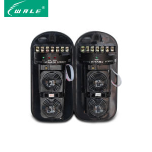 Abt Outdoor Usage Wired Dual Active Infrared Beam Sensor pictures & photos