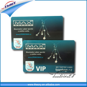 15 Years Shenzhen Factory Plastic PVC Business Cards Membership Card pictures & photos