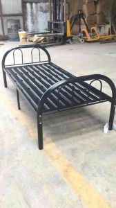 High Quality Bed Steel Bed (T304) pictures & photos