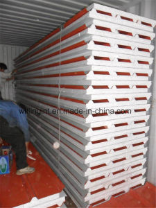 Lightweight EPS Cement Sandwich Partition Wall Panel pictures & photos