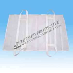 PP+PE Nonwoven Body Bag, Anti-Blood Biodegradable Body Bag, Dead Body Bag pictures & photos