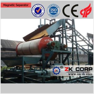 Magnetic Separator for Chromium Iron/Manganese Ore Dressing Line pictures & photos