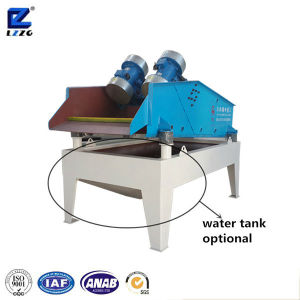 Small Linear Vibrating Screen Machine, Sand De-Watering Sieve for Sale pictures & photos