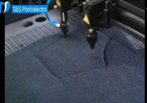 Seat Cover Seat Slipcover Application Laser Cutting Machine pictures & photos