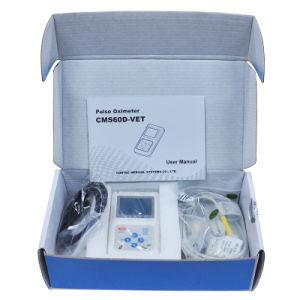 LED Handheld Vet Pulse Oximeter - SpO2 Monitor Pulsoximeter-Alisa pictures & photos