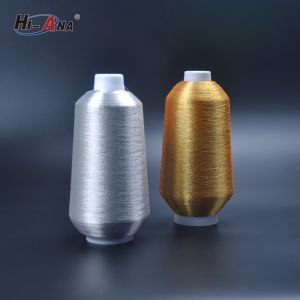 X-Type Metallic Yarn for Embroidery. pictures & photos