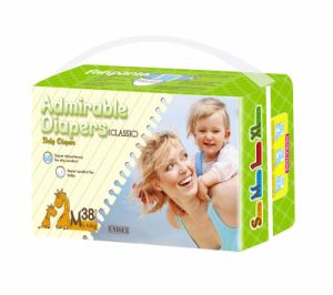 Disposable Diaper Baby Diaper in Bales of Baby Care Goods Baby Nappy (Ys410) pictures & photos