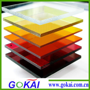 Plexiglass PMMA 1220*2440mm Clear Acrylic Sheet pictures & photos