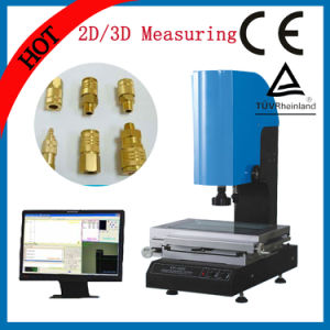 2D+3D Optical CNC Auto Image/Video Measuring Systems pictures & photos