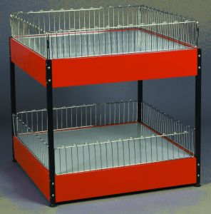 Promotion Cage of Wire Display pictures & photos