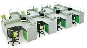 Office Clerk Workstation for Office Furniture (OD-77) pictures & photos