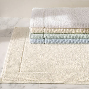 5 Star Hotel Cotton Bath Rug Floor Mat for Bathroom