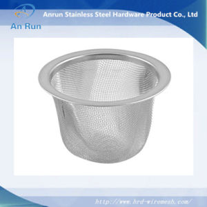 Stainless Steel Wire Mesh Filter for Strainer pictures & photos