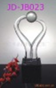 New Design Crystal Trophy Award (JD-JB-023) pictures & photos