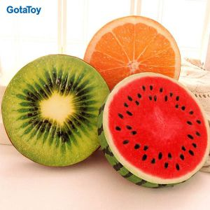 High Quality Custom Plush Fruit Cushion Stuffed Soft Pillow pictures & photos