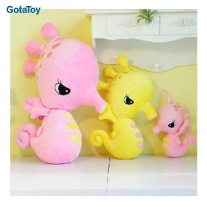 High Quality Custom Plush Sea Horse Stuffed Soft Toy pictures & photos