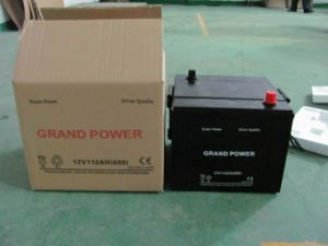 12V 110ah Mf Car Battery