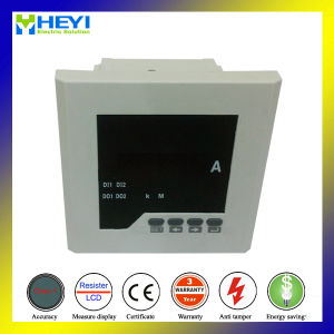 Intelligent Single Phase Digital AC Ammeter LED Display Rh-Da31 96*96 Hole Size Single Phase pictures & photos