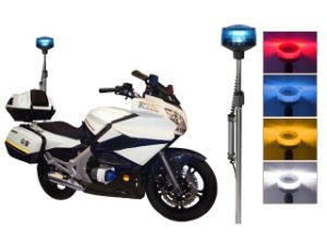 Rear Warning Light for Motorcycle Multicolor pictures & photos