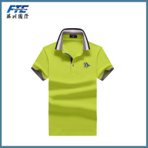 More Colors Choose Men Polo T-Shirt Tee Shirt pictures & photos