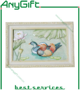 AG Polyresin Wall Decoration with Customized Logo pictures & photos