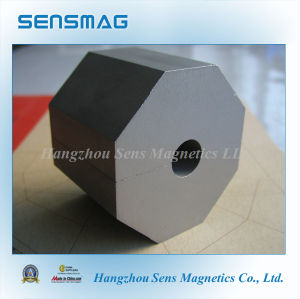 Big Block Permanent Sm2co17 Rare Earth Magnets for Instruments, Sensors, Military pictures & photos