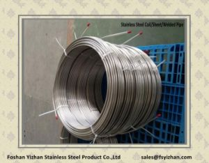 Stainless Steel Welded Pipe for Steam Heater pictures & photos