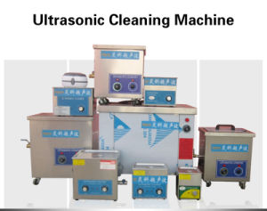 Double Power Ultrasonic Cleaning Machine pictures & photos