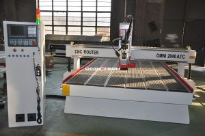 2040 Linear Type Atc CNC Router CNC Machine for Cabinet