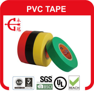 PVC Tape Used for Wrapping Electric Wires pictures & photos