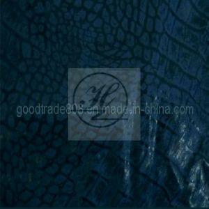 PU Leather Pongee Fabric (HZ EM 1)