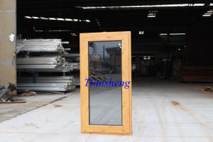 Australia Style Aluminum Awning Window with Crimsafe Screen pictures & photos