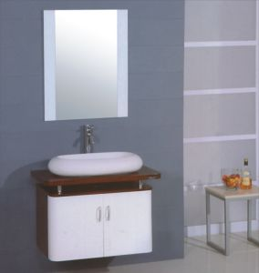 80cm PVC Bathroom Cabinet Vanity (B-236) pictures & photos