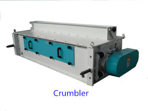 Sslg Series Triple-Roller Crumbler