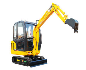 High Performance Price Ratio Homemade Mini Closed Type Excavator pictures & photos