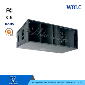 W8LC 3-Way Line Array Professional Outdoor Loudspeaker pictures & photos