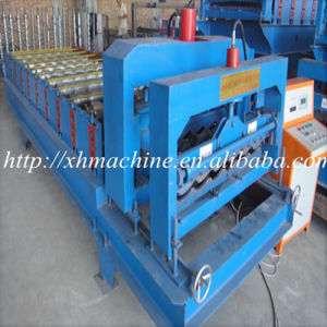 Color Steel Sheet Glazed Tile Cold Roll Forming Machine
