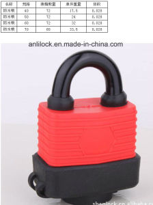 Waterproof Padlock, Waterproof Steel Padlock Al-W50 pictures & photos