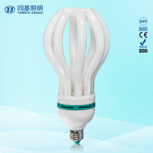 Energy Saving Lamp 105W Lotus Halogen/Mixed/Tri-Color 2700k-7500k E27/B22 220-240V pictures & photos