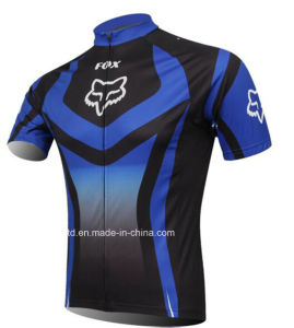 Cycling Apparel Sublimation Printing Short Sleeve Cycling Jersey and Shorts Custom Cycling Wear pictures & photos