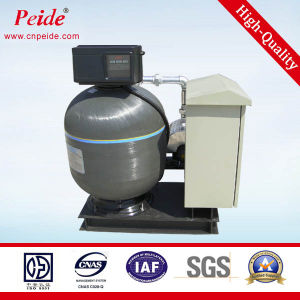 Rapid Backwash Quartz Sand Filter for Irrigation pictures & photos