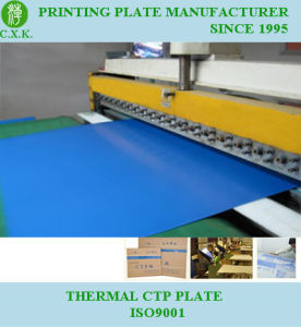 Long Press Run CTP Plate pictures & photos